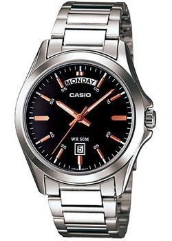 Casio Часы Casio MTP-1370D-1A2. Коллекция Analog casio mtp 1291d 1a2