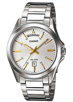 Casio Часы Casio MTP-1370D-7A2. Коллекция Analog casio ltp e142l 7a2