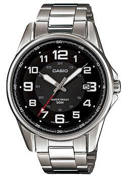 Casio Часы Casio MTP-1372D-1B. Коллекция Analog casio mtp v002g 1b