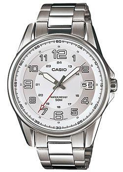 Casio Часы Casio MTP-1372D-7B. Коллекция Analog casio mtp e149l 7b