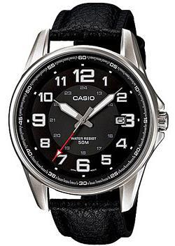 Casio Часы Casio MTP-1372L-1B. Коллекция Analog casio prw 7000 1b
