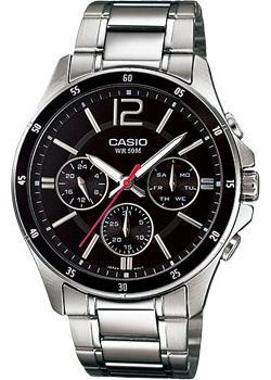 Casio Часы Casio MTP-1374D-1A. Коллекция Analog casio mtp x100g 1a