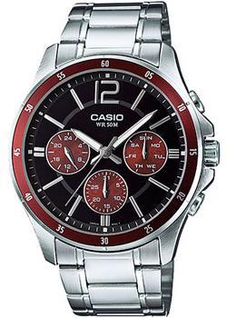 Casio Часы Casio MTP-1374D-5A. Коллекция Analog casio ca 506c 5a