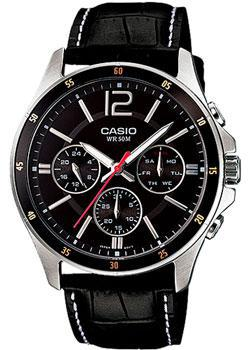 Casio Часы Casio MTP-1374L-1A. Коллекция Analog casio f 201w 1a