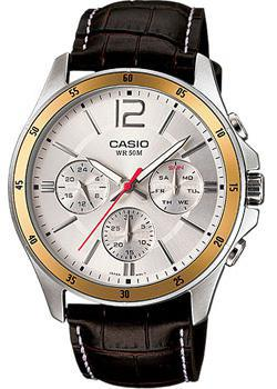 Casio Часы Casio MTP-1374L-7A. Коллекция Analog astro boy volume 7