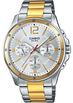 Casio Часы Casio MTP-1374SG-7A. Коллекция Analog casio watch men sports waterproof quartz luminous watch mtp 1374d 7a mtp 1374l 7a mtp 1374sg 1a mtp 1374sg 7a mtp 1374d 1a