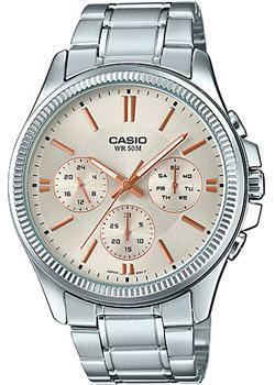 Casio Часы Casio MTP-1375D-7A2. Коллекция Analog casio watch fashion simple quartz watch mtp 1375l 1a mtp 1375l 7a mtp 1375d 7a mtp 1375d 7a2 mtp 1375l 9a mtp 1375sg 1a
