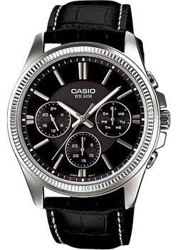 Casio Часы Casio MTP-1375L-1A. Коллекция Analog casio watch fashion simple quartz watch mtp 1375l 1a mtp 1375l 7a mtp 1375d 7a mtp 1375d 7a2 mtp 1375l 9a mtp 1375sg 1a