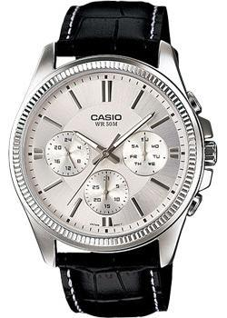 Casio Часы Casio MTP-1375L-7A. Коллекция Analog casio часы casio mtp 1228d 7a коллекция analog