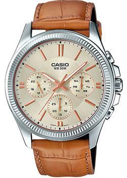 Casio Часы Casio MTP-1375L-9A. Коллекция Analog casio часы casio mtp vs02g 9a коллекция analog