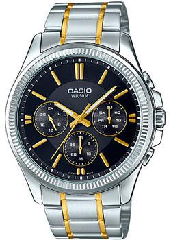Casio Часы Casio MTP-1375SG-1A. Коллекция Analog casio mtp v002d 1a