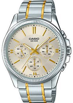 Casio Часы Casio MTP-1375SG-9A. Коллекция Analog casio mtp 1169n 9a