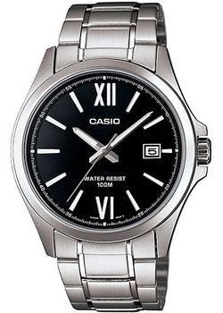 Casio Часы Casio MTP-1376D-1A. Коллекция Analog casio часы casio mtp vs01g 1a коллекция analog
