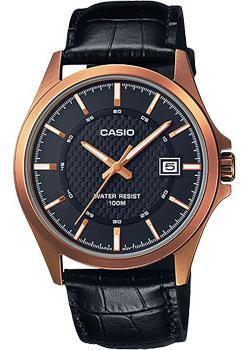 Casio Часы Casio MTP-1376RL-1A. Коллекция Analog casio mtp vs02g 1a