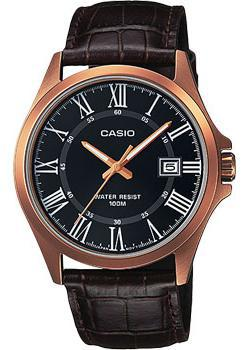 Casio Часы Casio MTP-1376RL-1B. Коллекция Analog цена