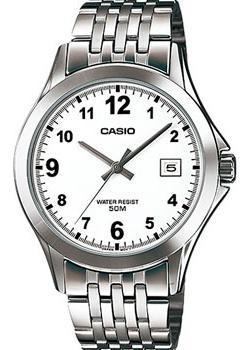 Casio Часы Casio MTP-1380D-7B. Коллекция Analog casio часы casio mtp 1259pd 7b коллекция analog