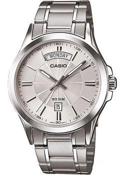 Casio Часы Casio MTP-1381D-7A. Коллекция Analog liquid tight
