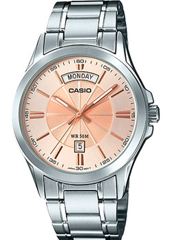 Casio Часы Casio MTP-1381D-9A. Коллекция Analog casio часы casio mtp vs02g 9a коллекция analog