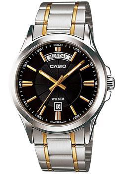 Casio Часы Casio MTP-1381G-1A. Коллекция Analog casio mtp 1383l 1a
