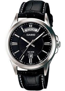 Casio Часы Casio MTP-1381L-1A. Коллекция Analog часы casio collection mtp 1200a 1a silver black