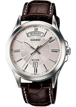 Casio Часы Casio MTP-1381L-7A. Коллекция Analog casio mtp tw100l 7a1