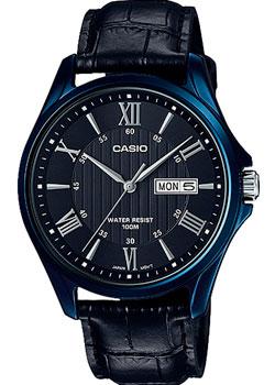 Casio Часы Casio MTP-1384BUL-1A. Коллекция Analog casio f 201w 1a