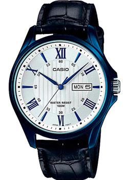 Casio Часы Casio MTP-1384BUL-7A. Коллекция Analog casio sheen multi hand shn 3013d 7a
