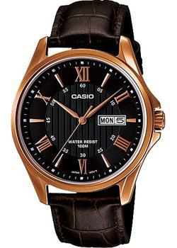 Casio Часы Casio MTP-1384L-1A. Коллекция Analog casio mtp e129d 1a