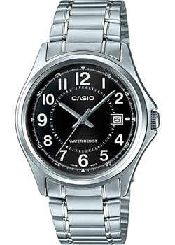 Casio Часы Casio MTP-1401D-1A. Коллекция Analog casio mtp x100g 1a