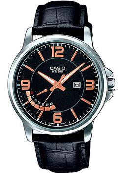 Casio Часы Casio MTP-E124L-1A. Коллекция Analog часы casio mtp 1377l 5a