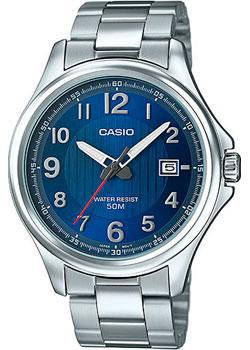 Casio Часы Casio MTP-E126D-2A. Коллекция Analog casio casio mtp 1258pd 2a