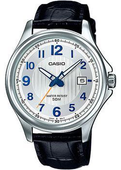 Casio Часы Casio MTP-E126L-7A. Коллекция Analog часы casio casio ca077dubeze7