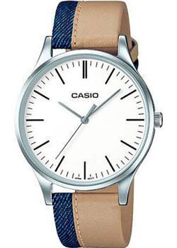 Casio Часы Casio MTP-E133L-7E. Коллекция Analog цена в Москве и Питере