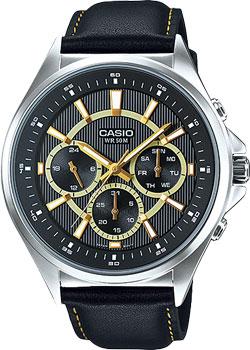 Casio Часы Casio MTP-E303L-1A. Коллекция Analog casio mtp vs02g 1a