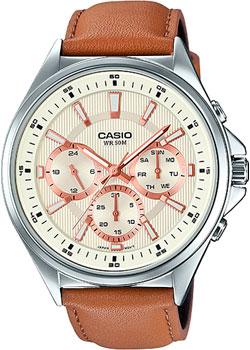 Casio Часы Casio MTP-E303L-9A. Коллекция Analog casio casio mtp e303l 9a