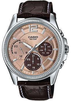 Casio Часы Casio MTP-E305L-5A. Коллекция Analog casio mtp e306d 5a