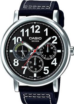 Casio Часы Casio MTP-E309L-1A. Коллекция Analog casio mtp e129d 1a