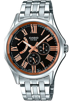 Casio Часы Casio MTP-E311DY-1A. Коллекция Analog e2e c03sr8 wc c1