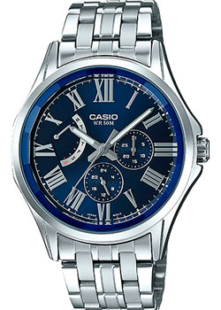 Casio Часы Casio MTP-E311DY-2A. Коллекция Analog casio mtp e304gbl 2a