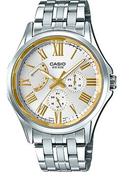 Casio Часы Casio MTP-E311DY-7A. Коллекция Analog часы casio mtp 1377l 5a
