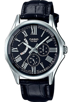 Casio Часы Casio MTP-E311LY-1A. Коллекция Analog часы casio mtp 1374d 5a