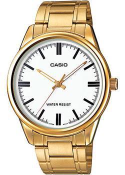 Casio Часы Casio MTP-V005G-7A. Коллекция Analog часы наручные casio часы baby g ba 120tr 7b