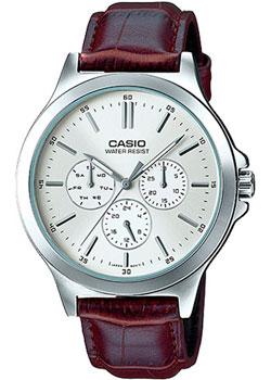 Casio Часы Casio MTP-V300L-7A. Коллекция Analog casio часы casio mtp v300l 7a коллекция analog