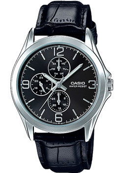 Casio Часы Casio MTP-V301L-1A. Коллекция Analog цена и фото