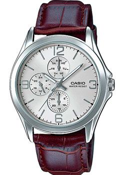 Casio Часы Casio MTP-V301L-7A. Коллекция Analog casio часы casio mtp 1228d 7a коллекция analog