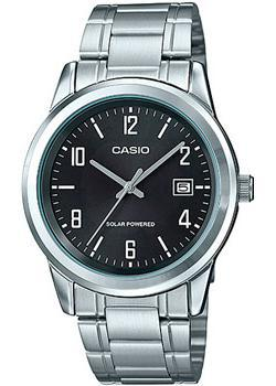 Casio Часы Casio MTP-VS01D-1B. Коллекция Analog все цены