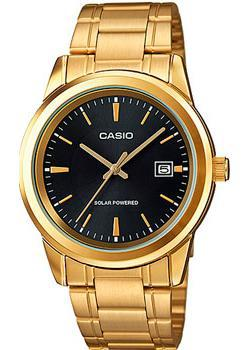 Casio Часы Casio MTP-VS01G-1A. Коллекция Analog casio mtp x100g 1a
