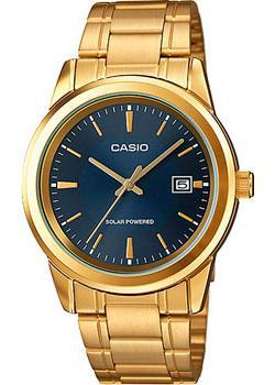 Casio Часы Casio MTP-VS01G-2A. Коллекция Analog casio mtp 1258d 2a