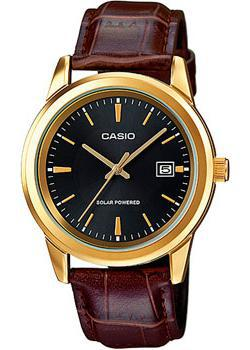 где купить Casio Часы Casio MTP-VS01GL-1A. Коллекция Analog недорого с доставкой