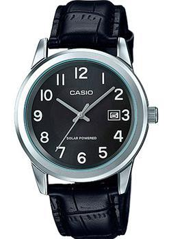 Casio Часы Casio MTP-VS01L-1B1. Коллекция Analog casio часы casio mtp 1372d 1b коллекция analog